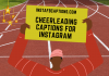 Cheerleading Captions For Instagram (1)  - Cheerleading Captions for Instagram 1 100x70 - Best Instagram Captions of All Time