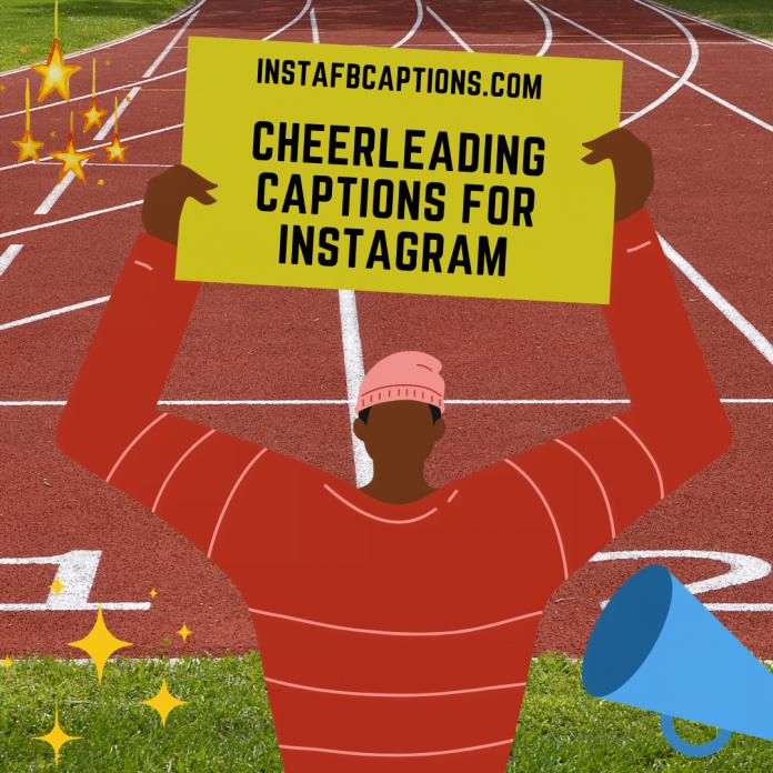 Cheerleading Captions For Instagram (1)