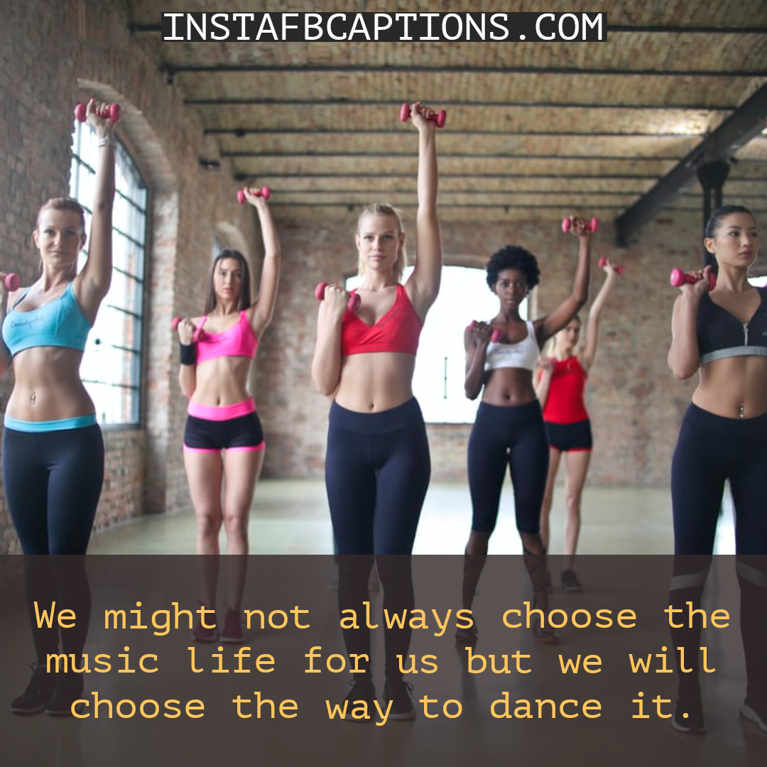 Chill Quarantine Dance Workout Captions  - Chill Quarantine Dance Workout Captions - HIP HOP Dance Instagram Captions & Quotes in 2021