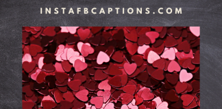 February Captions And Quotes