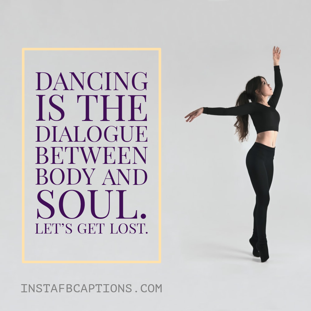Very Expressive Captions For A Dance Lover  - Very Expressive Captions for a Dance Lover - HIP HOP Dance Instagram Captions & Quotes in 2021